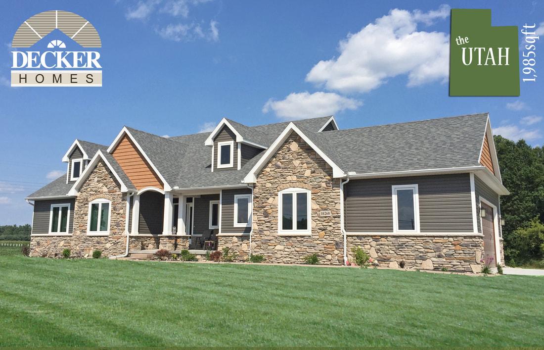 Decker Homes Custom Home Builder